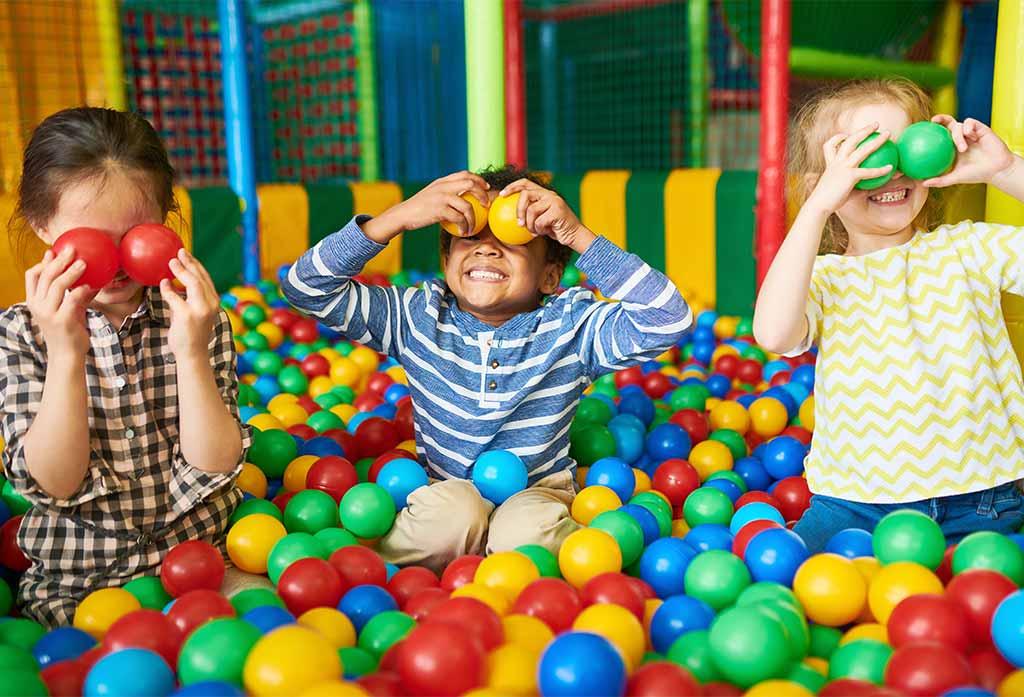 Igraonica za decu Borca